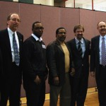 Candidates forum at YMCA