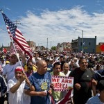 Wisconsin march for immigrant and worker rights