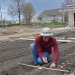 Spring planting begins at Alice's Garden