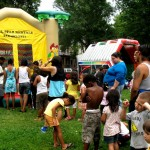 National Night Out brings families to Clarke Square Park