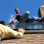 Solar panels installed at Lindsay Heights homes