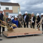 Long-awaited Longfellow addition breaks ground as community celebrates