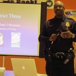 Residents gather to discuss ways to prevent crime in Lindsay Heights