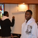Teens speak out at Martin Luther King Day event