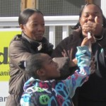 Mother of eight makes Habitat home her own