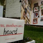 Amani public art installation highlights motherhood