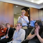 Streetcar advocates aim to sway young professionals