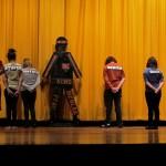 Teen actors raise awareness about mental health