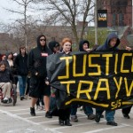 Trayvon Martin case spurs local college students to action