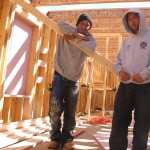 YouthBuild program offers young father a second chance