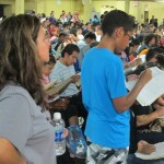 Hundreds seeking legal immigrant status pack local church