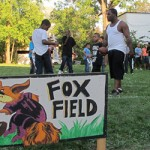 Vacant lot gets a makeover in Washington Park