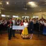 Latino Arts Strings Program receives innovation award