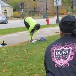 Black women run for their lives