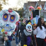 Walker's Point Parade commemorates Day of the Dead