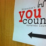 Volunteers dispatched to count Milwaukee's homeless