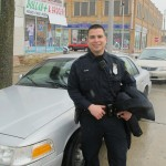Award-winning police officer dedicated to community