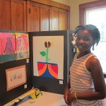 Walnut Way honors young artists at first Summer Celebration