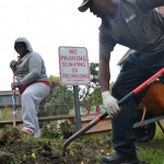 For young adults in Metcalfe Park, jobs building rain garden marks 'watershed' moment