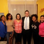 FACT youth leaders celebrate tobacco prevention successes with Rep. Evan Goyke