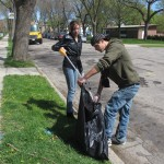 Want to do something nice for your neighborhood? Help clean up