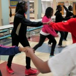 Ballroom dance competition keeps students on their toes