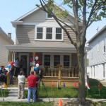 YouthBuild celebrates completion of its 12th house in Milwaukee