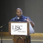 Community organizer recognized for leadership