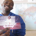 Young African immigrant finds his place in Milwaukee by helping others