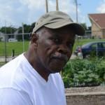 On the Block: Community gardener