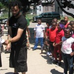 Grant winners provide rides for Lindsay Heights youngsters