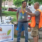 Neighbors unite to make Clarke Square cleaner, friendlier place