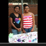 On the Block: Teens trade in trinkets