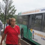 New bus routes from city to suburbs 'off to a good start'