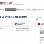 It's time to get a free credit report