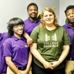 College Possible Milwaukee launches new site at Milwaukee Collegiate Academy