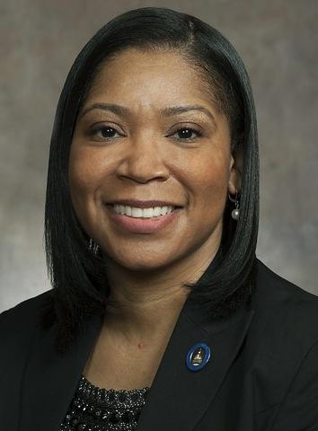 State Sen. Nikiya Harris Dodd