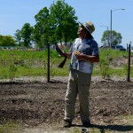 Gerald L. Ignace Indian Health Center Planting Festival