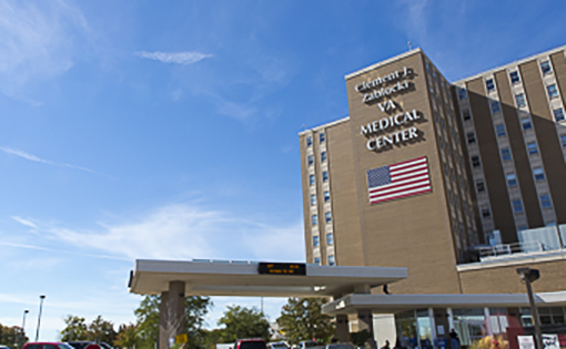 Clement J. Zablocki VA Medical Center (Courtesy of U.S. Department of Veterans Affairs)