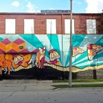 New mural marks entry to Washington Park neighborhood