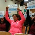 Opponents question MPS board decision to combine Carmen, Pulaski