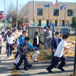 Three years later, UCC makes good on pledge for Walker Square playground