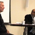 Community involvement, more dialogue with police key to public safety