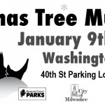 New partners boast benefits of Christmas tree recycling at Washington Park