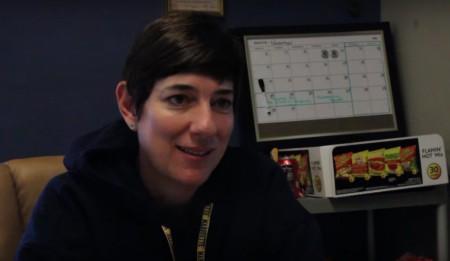 Alliance School founder Tina Owens. (Photo by Ryan McCarthy)