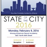 2016 State of the City at Hmong American Peace Academy