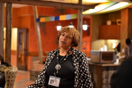 Diane Beckley, chief operating officer of the Bucyrus Campus, oversees daily operations at the second St. Ann Center for Intergenerational Care. (Photo by Molly Rippinger)