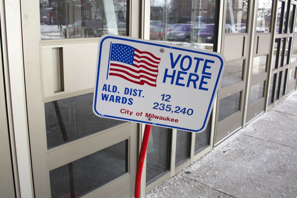 Aldermanic elections will take place on Tuesday, April 5. (Photo by Emmy Yates)