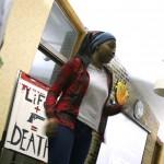 Gun violence survivor, teens speak out at Neighborhood House summit