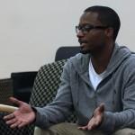 Former prisoner advocates for justice system reform